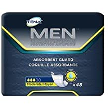 Tena Serenity Men's Absorbent Guard Level 2, Moderate, 48 ea - 2pc