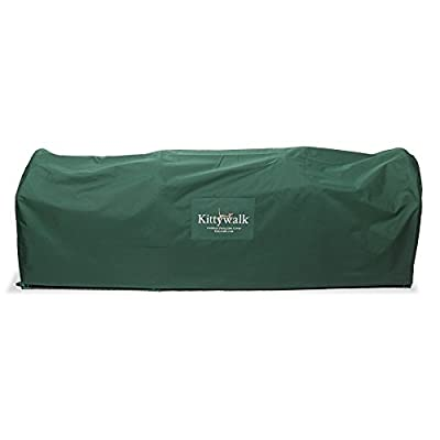 Kittywalk KWDPOPC Outdoor Protective Cover for Deck & Patio by Kittywalk from NotJustPets