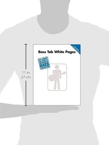 Bass Tab White Pages: Amazon.es: Hal Leonard Publishing Corporation: Libros en idiomas extranjeros