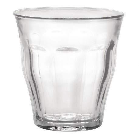 Lot de 6 Gobelets en verre Duralex Picardie 250 ml