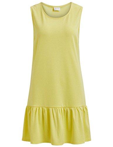 Gelbes kleid eng
