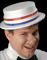 [Mr. Feels Bulbous Nose Prosthetic] (Mr Gum Costume)