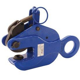 (Vestil Locking Vertical Plate Clamp Lifting Attachment 6000 Lb. Capacity, LPC-60)