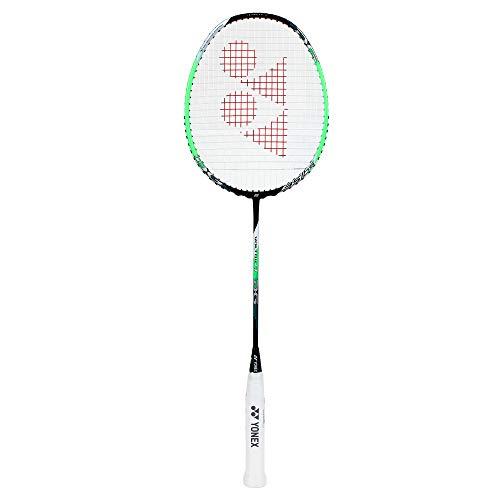 Yonex Voltric 7 DG Badminton Raquets  Black Green, Graphite, 35 lbs Tension