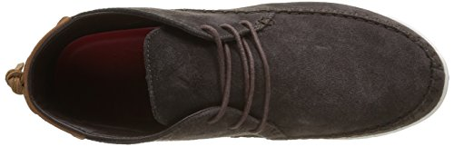 Sneaker Natural Earth Marron Unisex Yuma Adulto Basse Asfvlt AOwq4xgB