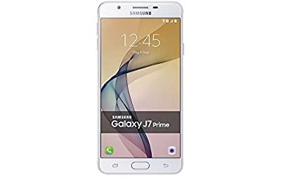 "Samsung Galaxy J7 Prime (32GB) G610F/DS - 5.5"" Dual SIM Unlocked Phone with Finger Print Sensor by Samsung"