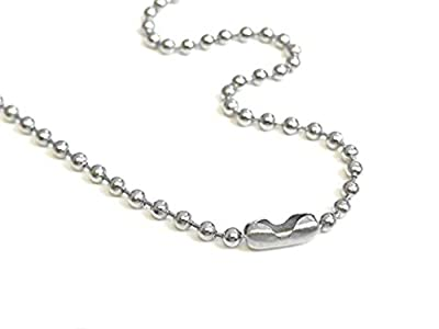 "It's All About...You! 21.6"" 2.4mm Stainless Steel Ball Chain Necklace Cowgirl Horse Boot Horseshoe Hat Cowgirl 34A"