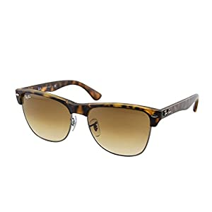 Ray-Ban Sunglasses Clubmaster Oversized Tortoise, RB4175-878/51 57mm