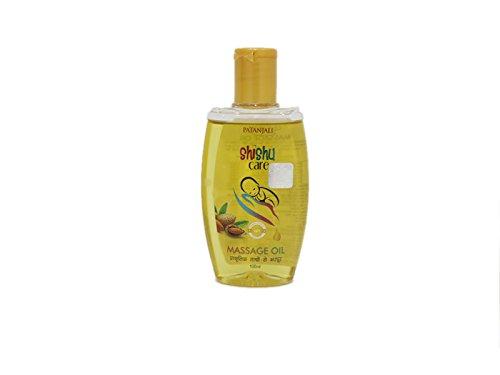 Patanjali Shishu Care Massage Oil - 100ml ()