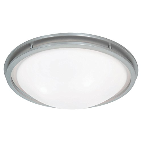 Access Lighting 20458LEDD-BS/WHT 1 Light Aztec Dimmable LED Flush Mount Ceiling ..#from-by#34y1456ATG Stores >efns320231268067916 - Aztec Ceiling Lighting