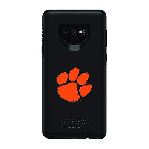 - Fan Brander NCAA Phone case Compatible with Samsung Galaxy Note9 and with OtterBox Symmetry Series (Clemson Tigers)