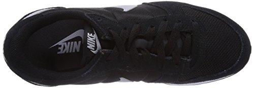 Black schwarz Nike Sneakers Grey unisex Nero wht Wolf Grey Genicco dark HqHFawA