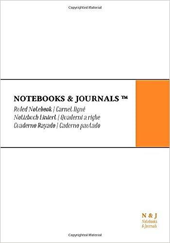 Carnet Notebooks & Journals, Extra Large, Ligné, Blanc ...