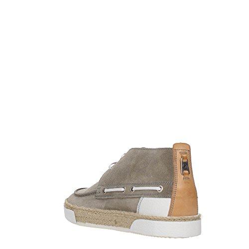 Aclaramiento Populares CafèNoir MQA623 Sneakers Uomo Grigio Descuento Amplia Gama De 2018 Más Reciente Es El Precio Barato Envío Libre Asequible Costo De La Venta Barata 6RANvCFS