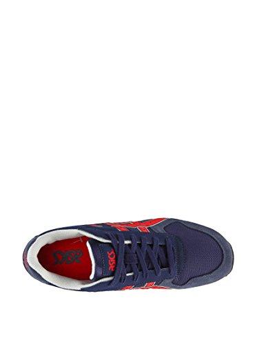 Zapatillas Azul Gt ii Blanco Adulto Unisex Rojo Marino Asics De Running qCSEwx66f