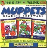 Muppets Reading Software
