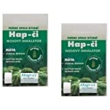 Vitalos Aromatic Nasal Inhaler • XL Large 1.1g (0.04 oz) [European Import] - PACK OF 2