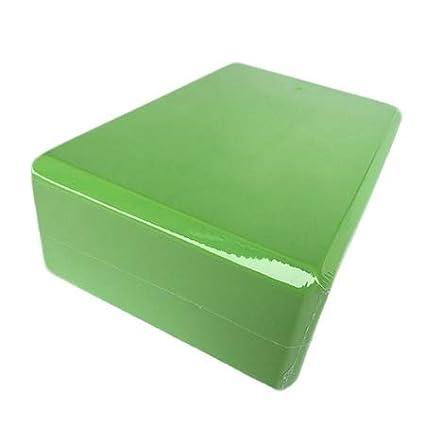 Amazon.com : CUSHY Eva Foam Yoga B Pilate Yoga Brick Foaming ...