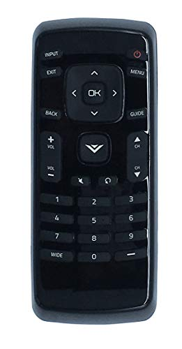 AULCMEET XRT020 TV Remote Control Compatible with VIZIO HDTV