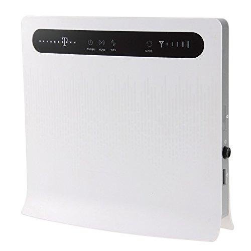 Generic Huawei B593u-12 Unlocked 4G LTE CPE Industrial WiFi