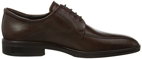 ECCO Illinois - Zapatos de cordones derby Hombre Marrón (MINK1014)