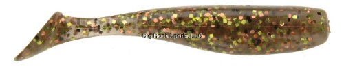 DOA Cal 3 1/2″ Shad Tail 13per pk Golden Bream #CAL-S13-416
