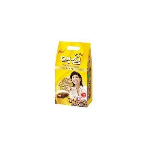 South Korea Maxim Mocha Gold coffee mix (12gX100) 2 pieces Korean food Korea food Korea tea honey tea tea Korea coffee instant coffee delicious coffee by Maxim
