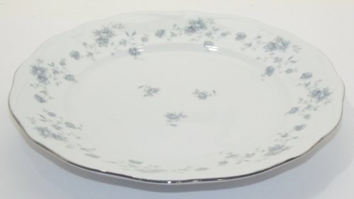 Johann Haviland Blue Garland Dinner Plate (Bavaria) (Patterns Bavarian China)
