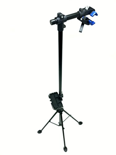 MaxxHaul 80725 Bike Repair Stand/Display with Adjustable Height & 360 Deg. Rotating Head Clamp