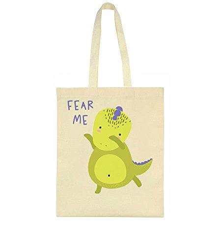 Tote Bag Dinosaur Green Fear Cute Me wqI8F8