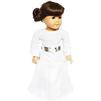 Amazon.com: 18 inch muñeca disfraz de cosplay trajes para ...