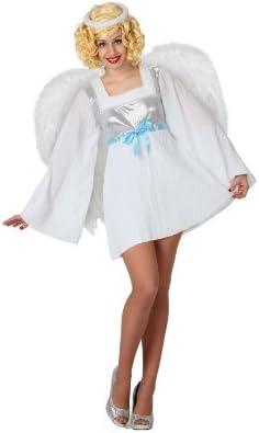 Atosa - Disfraz de ángel para mujer, talla 44-46 (8422259172475 ...