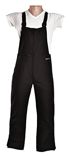 Arctix Men's Essential Bib Overall, Black, 4X-Large/Regular