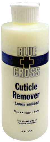 - Blue Cross Cuticle Remover 6 Oz (Original Version)