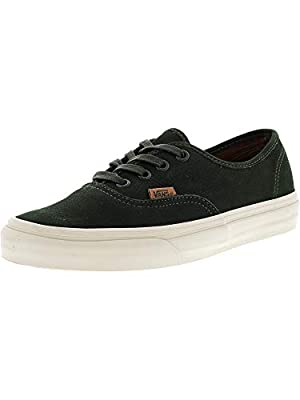 Vans Authentic Dx Premium Leather Ankle-High Skateboarding Shoe