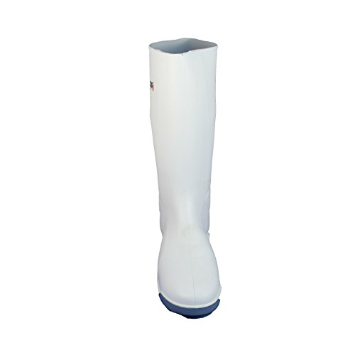 Auda Picardie SEC SBEA Gummistiefel Mehrzweckstiefel Stiefel Weiß Weiß