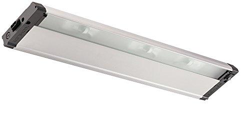 Kichler 4U120X22NIT 4U Series Under Cabinet, 3 Light Xenon 60 Total Watts, Nickel Textured