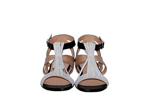 Sandalen Sandaletten aus Leder Schuhe Damen RIPA shoes - 02-5760
