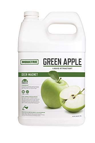 Moultrie Deer Magnet Liquid - Green Apple