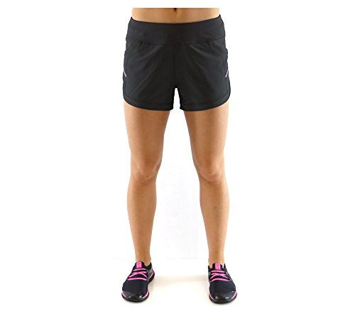 Alex+Abby Plus-Size Pursuit Running Short XXX-Large Black