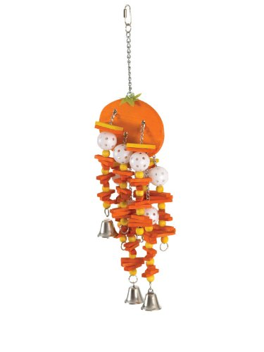 Paradise Toys Large Orange, 7-Inch W by 24-Inch L