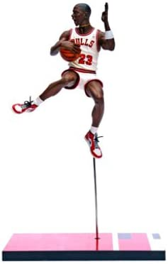 B001KPLD5K Chicago Bulls Upper Deck Pro Shots - Michael Jordan (Cradle Dunk) 31dkZFyIcvL.
