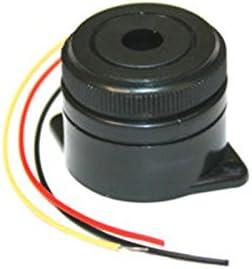 Electrodh 35218 Zumbador 2 Hilos 12Vcc 3,7Khz