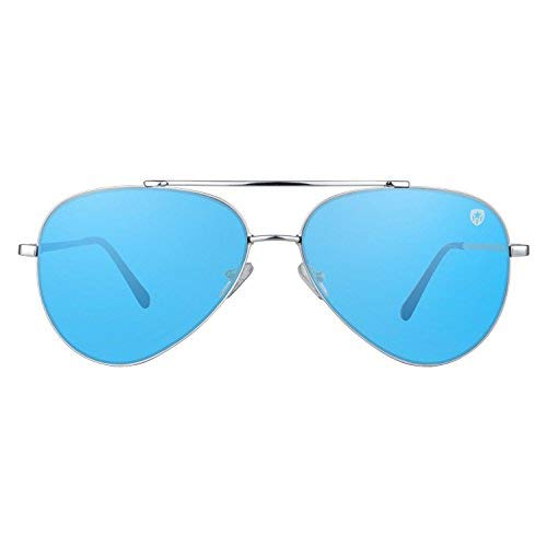 cb2f8ea6e163e Tom Martin UV-400 Protected Aviator Men s Sunglasses -(TM-1683SM-A ...