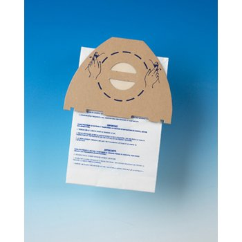 Apc Filtration Inc Apc Jan-Ec964-2 Euroclean Ez964 Hip Vac Vacuum Bag 10/10'S APC JAN-EC964-2