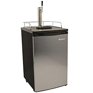 EdgeStar KC2000SS Full Size Kegerator and Keg Beer Cooler