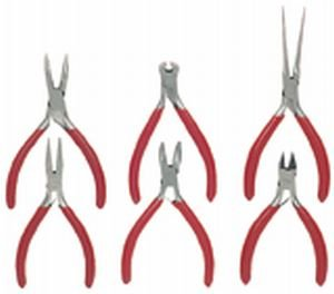 6 Piece Precision Pliers Set