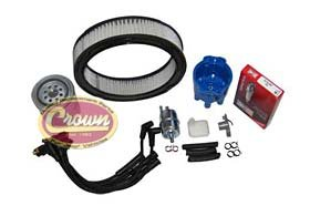 Crown tune up kit, Jeep CJ-5 & CJ-7 (1978-1979); w/ 4.2L engine Kit Crown Jeep Tune