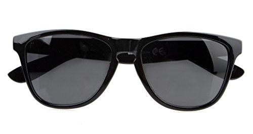 soleil Polarisee femme Eyekepper polarisation Noir de classique gris Lunettes qtz6wzH