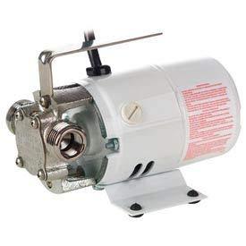 Little Giant 555502 360-Gallon Per Hour Pony Pump Series Non-Submersible, Self-Priming Transfer Pump ()